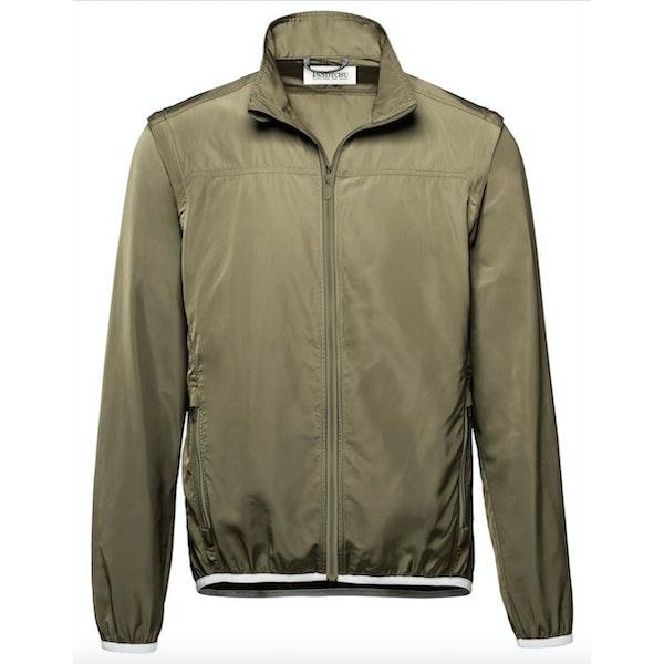 The Woods Olive Golf Jacket